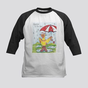 Smileys - Duck Umbrella Baseball Jersey