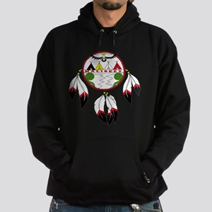 Maliseet Hoodie (dark) Sweatshirt