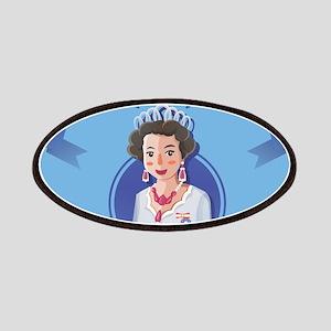queen elizabeth 2 Patch