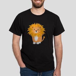 Cute happy Lion T-Shirt