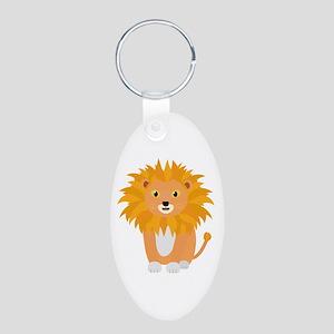 Cute happy Lion Keychains