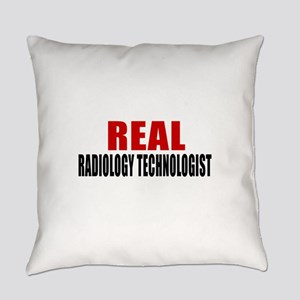 Real Radiology Technologist Everyday Pillow