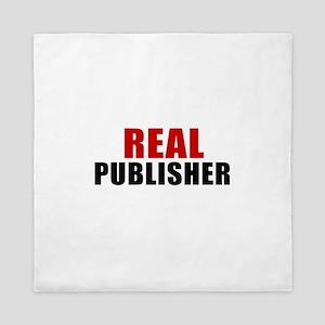 Real Publisher Queen Duvet