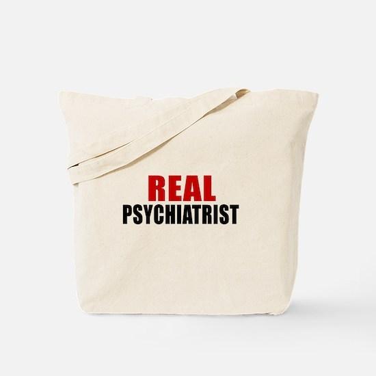 Real Psychiatrist Tote Bag