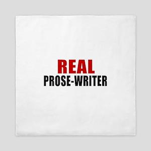 Real Prose-writer Queen Duvet