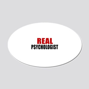 Real Production manager 20x12 Oval Wall Decal