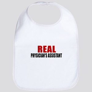 Real Physician's Assistant Bib