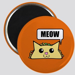 Taco Cat Meow OBG Magnets