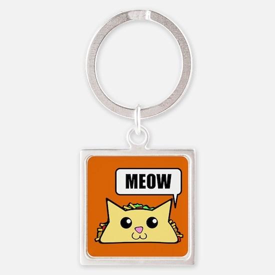 Taco Cat Meow OBG Keychains