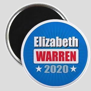 Elizabeth Warren 2020 Magnets