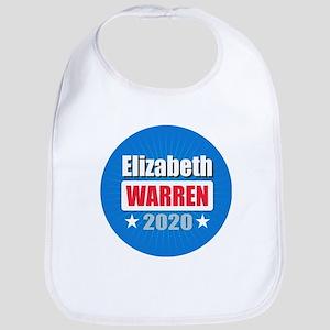 Elizabeth Warren 2020 Baby Bib