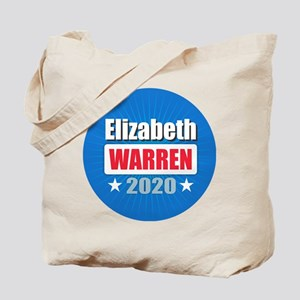 Elizabeth Warren 2020 Tote Bag