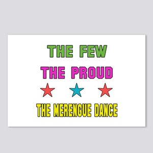 The Few, The Proud, The M Postcards (Package of 8)