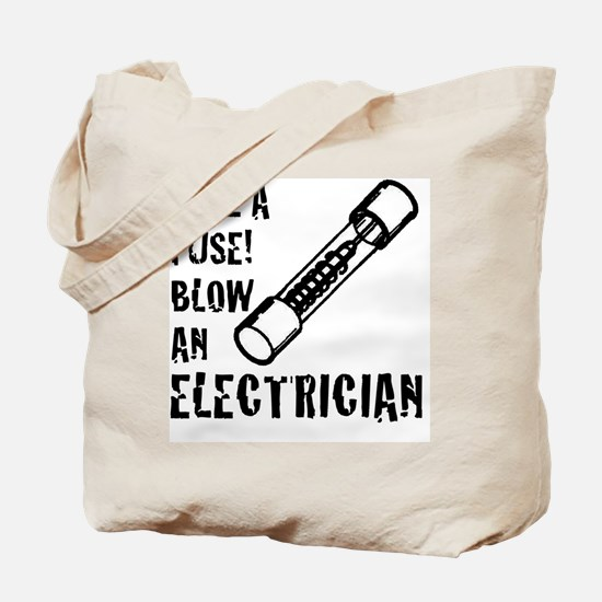 Cool Sparky Tote Bag