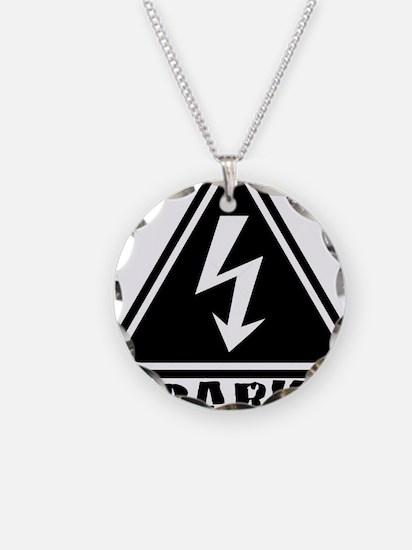sparky electrician lightenin Necklace