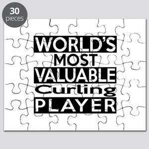 Most Valuable Curling Player Puzzle