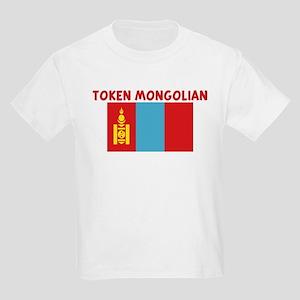 TOKEN MONGOLIAN Kids Light T-Shirt