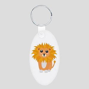 Cute kawaii lion Keychains