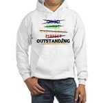 Outstanding Logo by Live To Inspire Sweatshirt