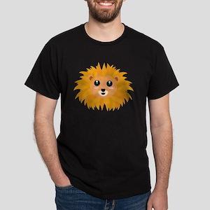 Kawaii lion head T-Shirt