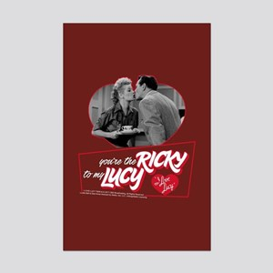 I Love Lucy: Ricky To My Lucy Mini Poster Print