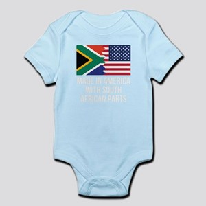 Made In America With South African Parts Body Suit