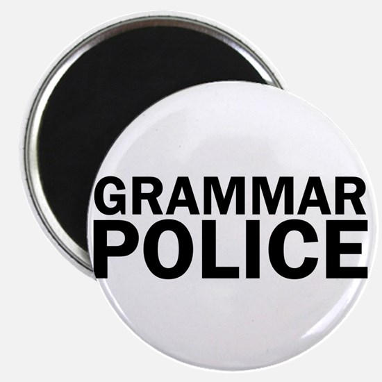 Grammar Police Funny Cute Magnets