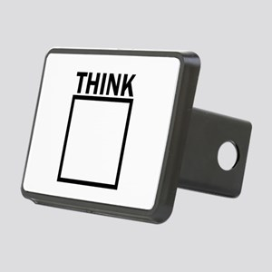 Think Outside The Box Funn Rectangular Hitch Cover