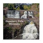 Gooseberry Falls Tile Coaster