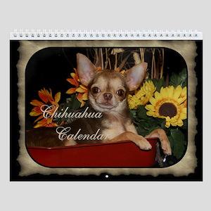 Chihuahua Wall Calendar (2010 Photos)