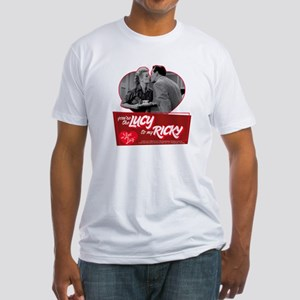 I Love Lucy: You're The Lucy To My Fitted T-Shirt