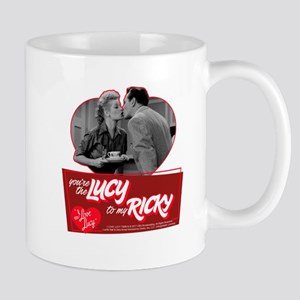 I Love Lucy: You're The Lucy To My Rick Mug