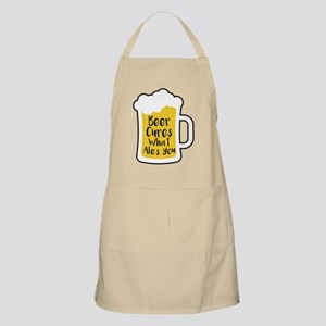 Beer Cures Apron