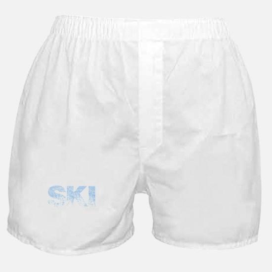 SKI - Skiing Boxer Shorts