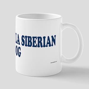 SEPPALA SIBERIAN SLEDDOG Mug