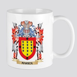 Marien Coat of Arms - Family Crest Mugs