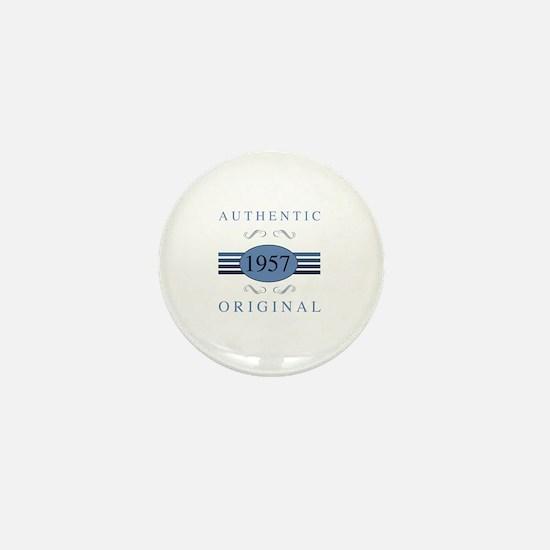 Cute Birthday 60th Mini Button