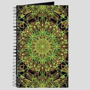 Forest Star Mandala Journal