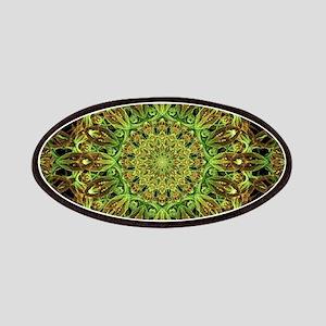 Forest Star Mandala Patch