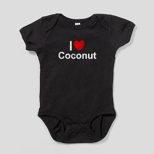 Coconut Baby Bodysuit