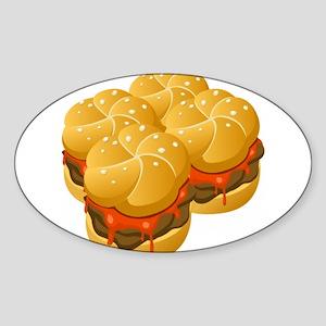 BBQ Sandwiches Sticker