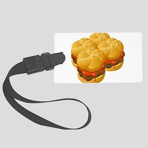 BBQ Sandwiches Luggage Tag