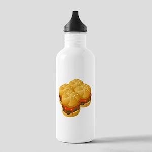 BBQ Sandwiches Water Bottle