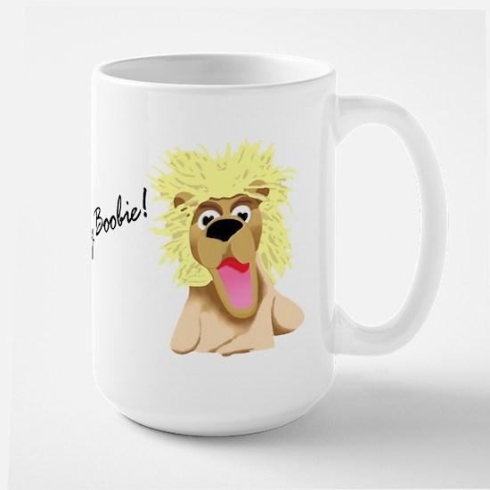 Pookie the Lion Mug II Mugs