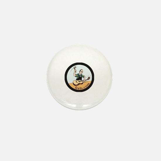 Unique Fret Mini Button