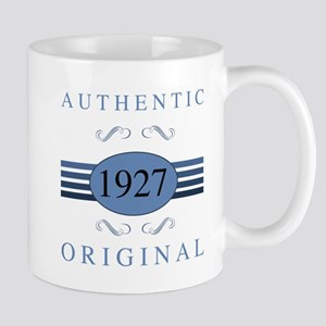 Authentic 1927 Birthday Mugs