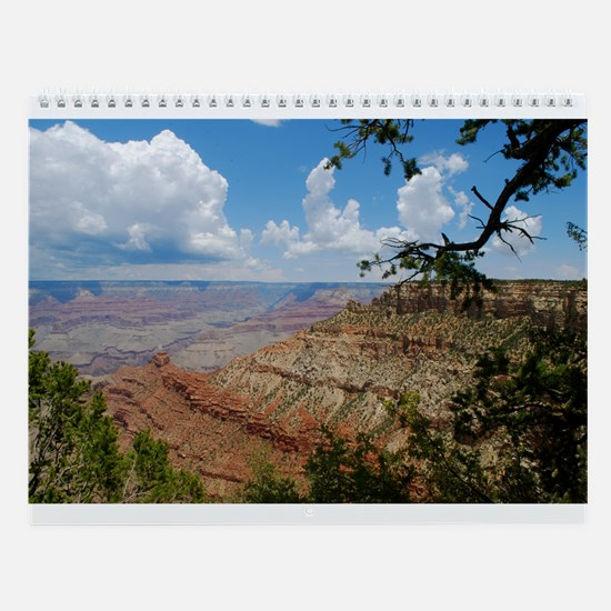 National Parks Of The Southwest Wall Calendar