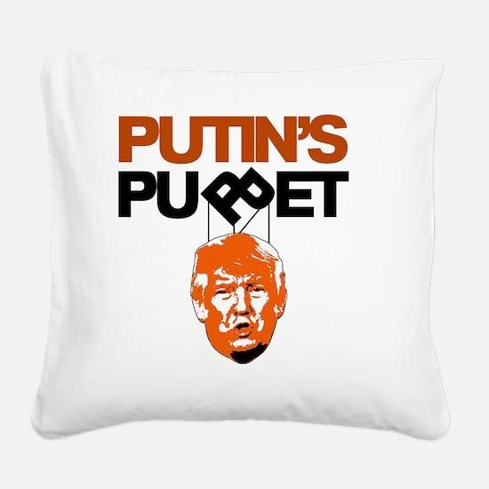 Cute Gop Square Canvas Pillow