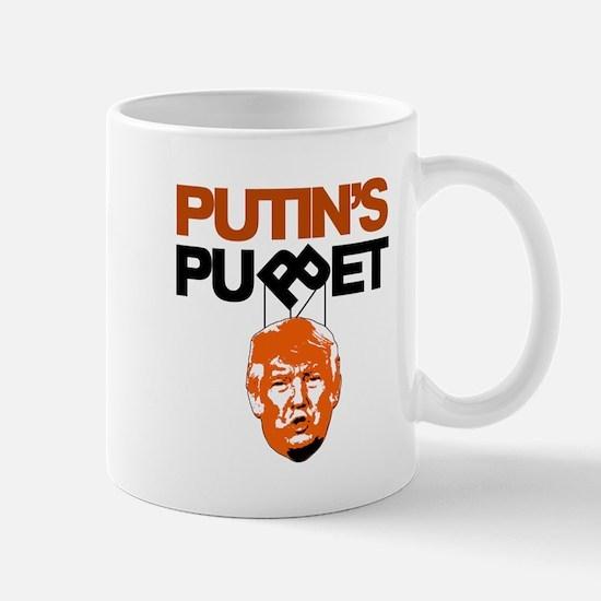 Putin's Puppet Mugs