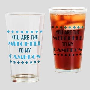 MITCHELL TO MY... Drinking Glass